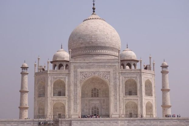 Photo Taj Mahal agra inde photo blog tour du monde http://yoytourdumonde.fr