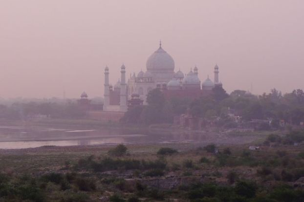 fort agra et taj mahal photo blog tour du monde http://yoytourdumonde.fr