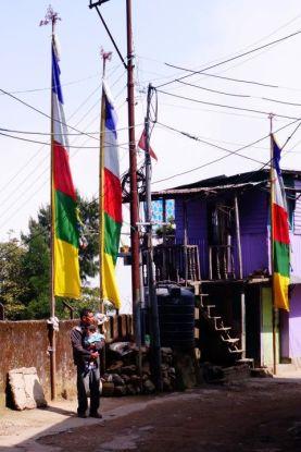 temple darjeeling photo blog voyage tour du monde http://yoytourdumonde.fr