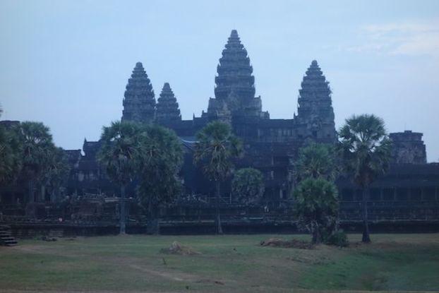 La mythologie hindouiste est omnipresente à Angkor Vat photo blog http://yoytourdumonde.fr