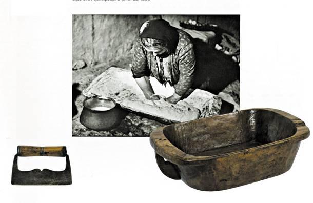Συλλογή γεωργικών εργαλείων, θησαυρός της παράδοσης