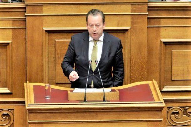 Αναβαθμίζεται ο υφυπουργός Αγροτικής Ανάπτυξης Β. Κόκκαλης με νέες αρμοδιότητες