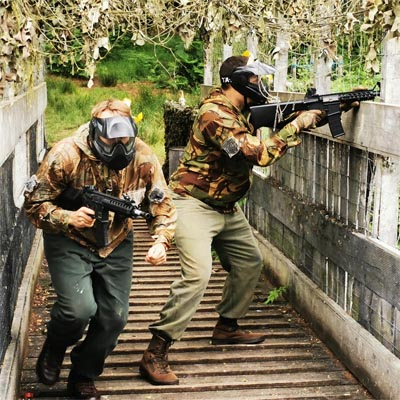 Airsoft, how does it work