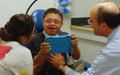 Perawatan Mulut bagi Anak dengan Gangguan Down Syndrome