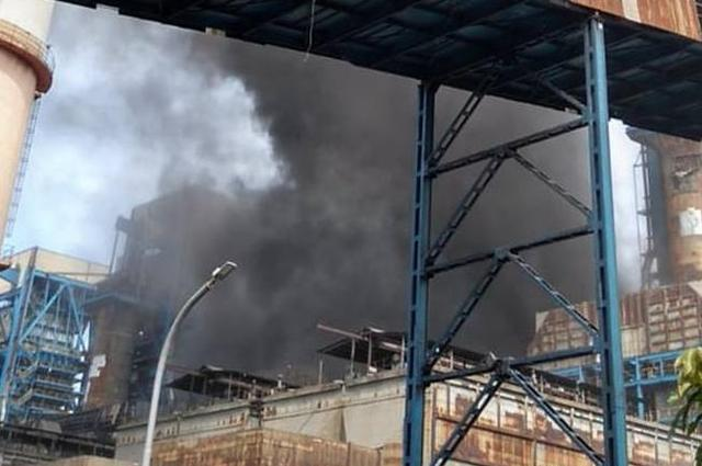 An explosion at a power plant in India killed 6 people and injured 17
