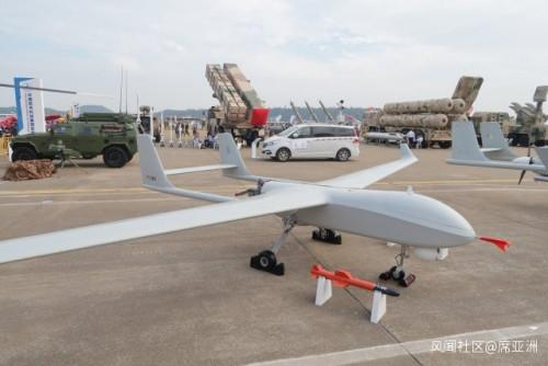 The rainbow drone bought in Serbia is on sale and can carry two missiles