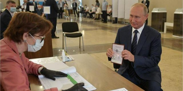 Amendments to the constitution were overwhelmingly passed, and Putin borrowed another 16 years from the sky, can you return a strong Russia?