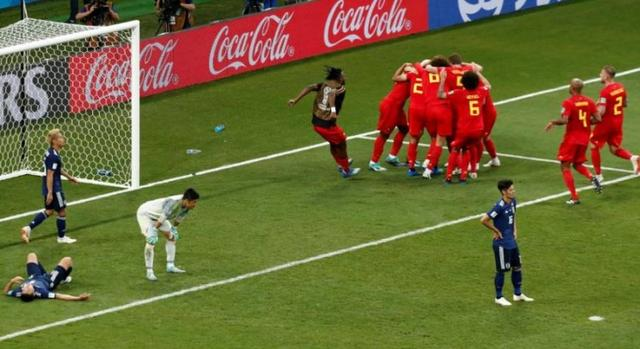 Today in History:One Step Away, Japan Was Killed by Belgian No One in the World Cup Top Eight