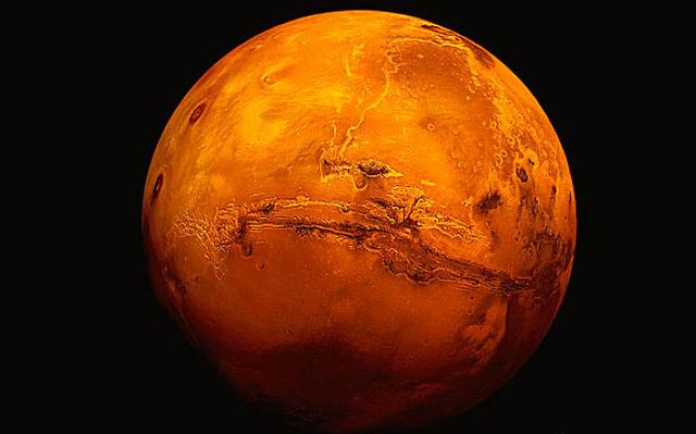 """Mars discovered""""Sky Eye""""? What is it? Experts are a little flustered"""
