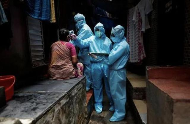 The 71-year-old Indian man died of pneumonia and could not be cremated without proof. His family had to rent a refrigerator to store his body