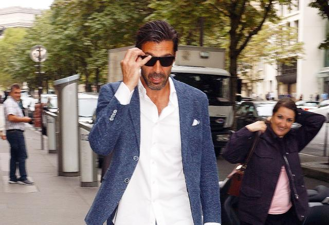 Buffon:I'm almost 43 years old and I never stop dreaming. If I don't change, I may never retire