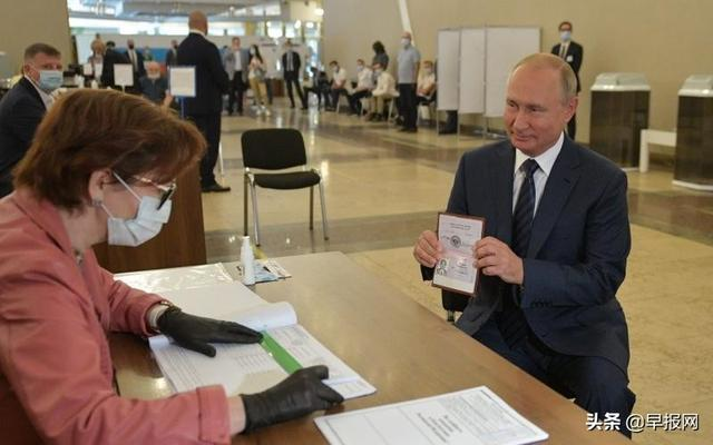 Can be re-elected until 2036! Putin wants to be president for life?