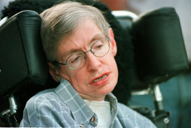 Hawking has been persuading mankind to leave the earth as soon as possible. Why? Maybe related to this reason