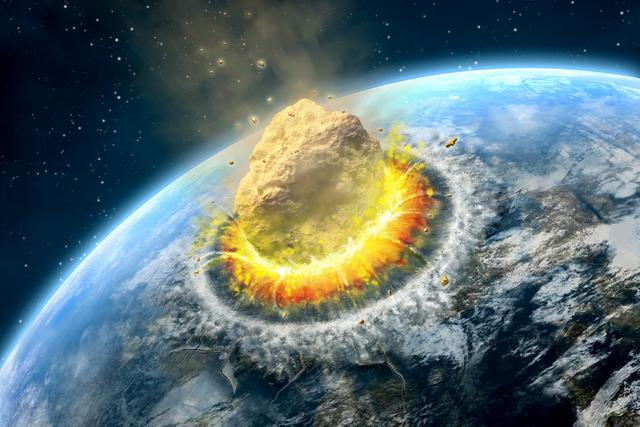 Japanese meteorite was penetrated by UFO, netizens said:Is this an alien to save the earth?