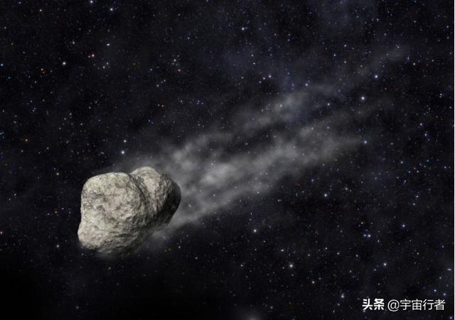 Where did that asteroid from the Tunguska explosion go? British scientist:has been bounced back into space