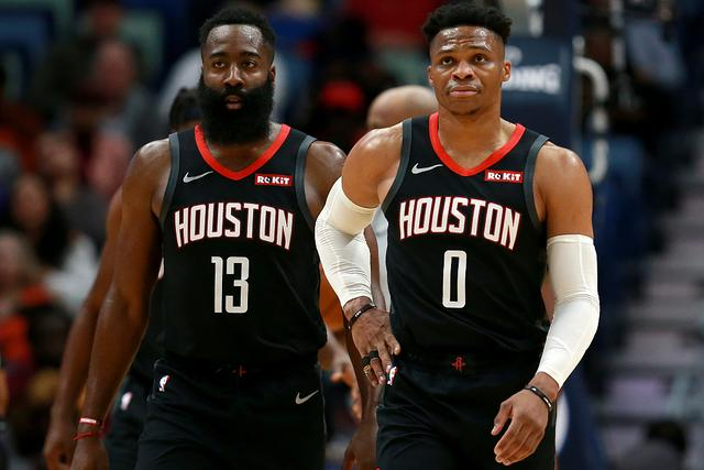 Shams:Harden and Wei Shao did not follow the team to Orlando and will join the team in the near future