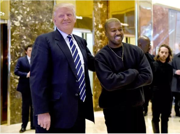 Kanye's election will scatter Biden's black votes? Trump:It should not be difficult