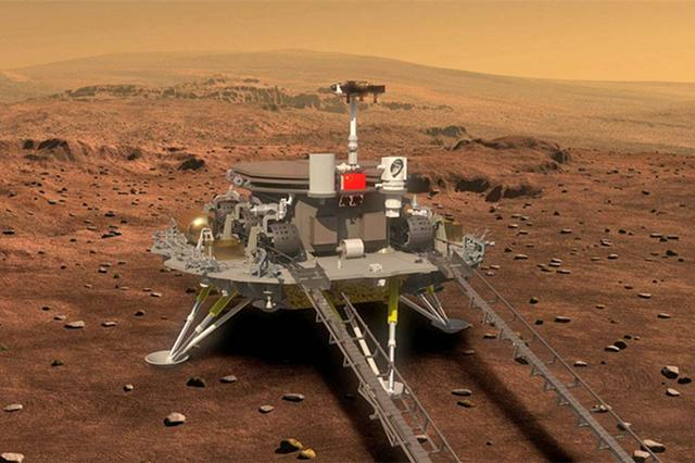 China leads again? Foreign media:China will launch the Mars probe before the United States this month