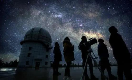 """Yunnan Observatory discovered a rare astronomical phenomenon, the phenomenon of""""Luoxi flap"""" appeared in the universe, which is of great significance"""