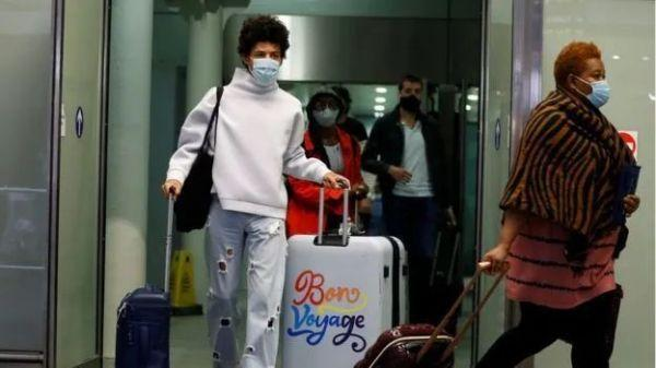 """After the emergency quarantine in France, the fare to return to the UK has soared, the British""""mask order"""" fines doubled, and the government purchased another 90 million doses"""