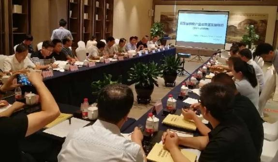 """""""Changli County Steel Industry High-quality Development Plan"""" passed high-level expert demonstration"""