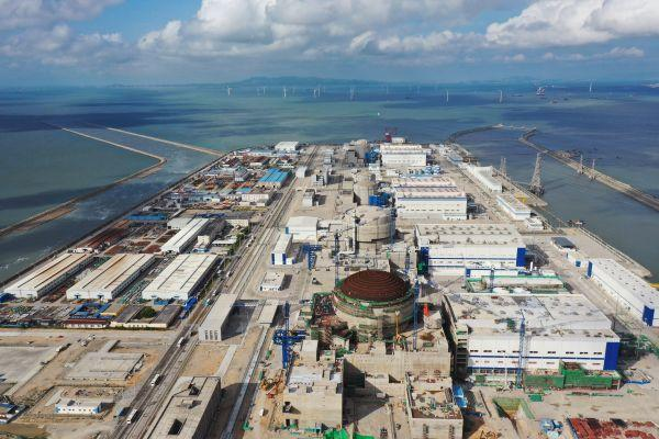 Hong Kong media reports:China's nuclear power technology localization speeds up