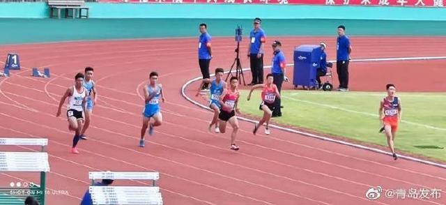 Shandong Provincial Athletics Championships Qingdao team won 18 gold, 25 silver and 18 bronze and ranked first in the province