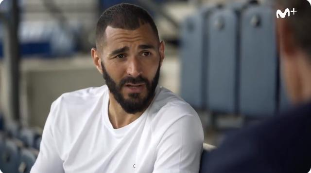 Benzema:I am not sad to miss the World Cup, I still have the Champions League
