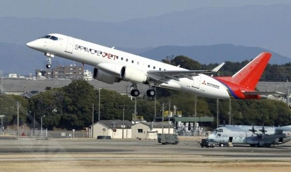 Japan's Mitsubishi Heavy Industries will freeze the development of SpaceJet regional aircraft