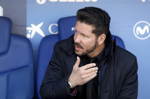 Simeone:I absolutely believe that my player has a positive side despite the miserable defeat of Bayern.