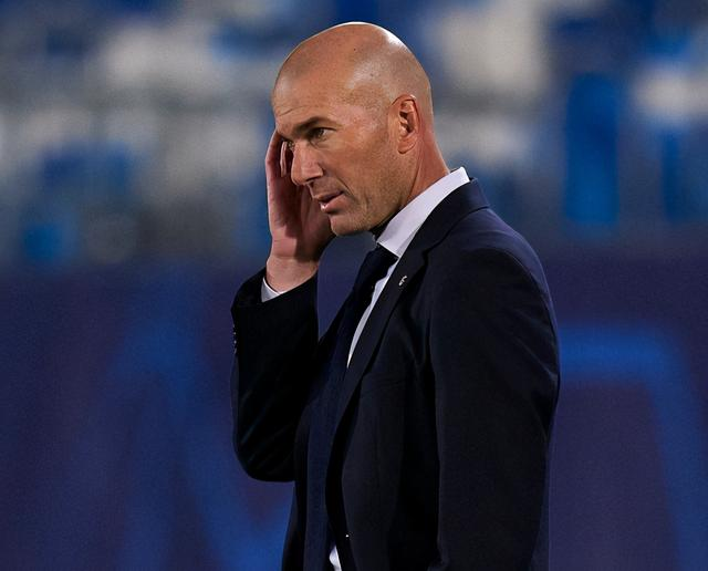 Can't guess Zidane! Real Madrid is worried that he will resign again and has contacted the Premier League coach as the first spare tire