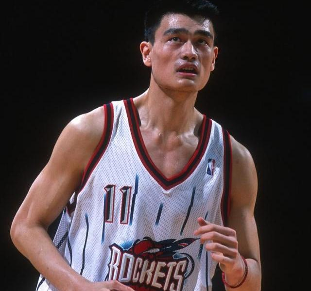 Today in history:Yao Ming completed his NBA debut