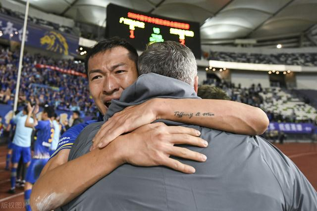 When Tiehan also had tenderness, Wu Xi was in tears after the game, and Captain Jagged led the team to win the championship