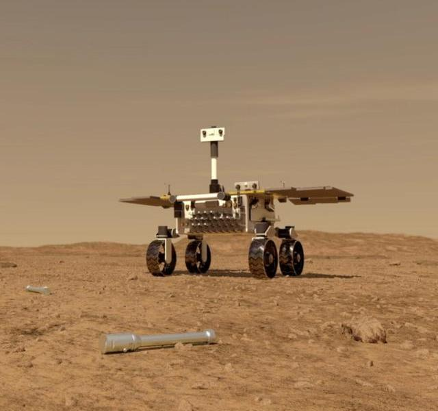 It is clear that my country's Mars rover was launched first, why did it land on Mars 3 months later than the US Perseverance?