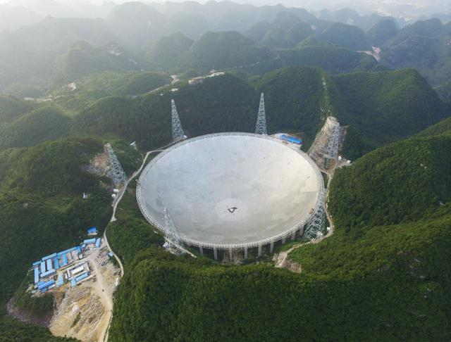 The 500-meter-caliber Chinese Sky Eye has made a big discovery. How far is it to find aliens?
