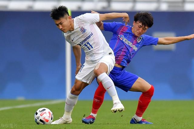 AFC Champions League-Yu Han super shot to win! Shenhua 1-0 Tokyo FC, temporarily promoted to the top of the group