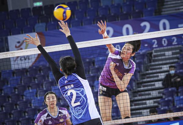 """Zhu Ting deserves to be the""""Dinghai Shenzhen"""" of Tianjin Women's Volleyball Team:data is not always the first, but its role is irreplaceable"""