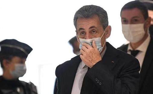 """Former French President Nicolas Sarkozy's""""active corruption"""" trial ends, and the verdict will be announced on March 1 next year"""