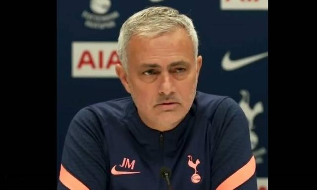 Mourinho said the results are attributed to the players:Given that Klopp and I have coached 2,000 to 300 days
