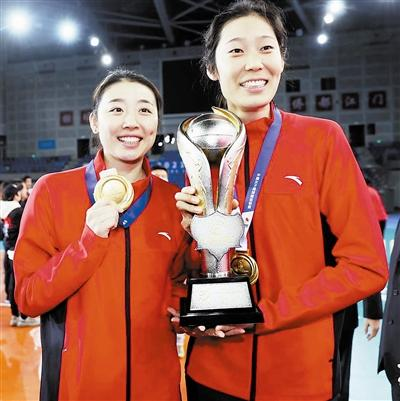 """Zhu Ting:""""Second-year students"""" are very happy"""