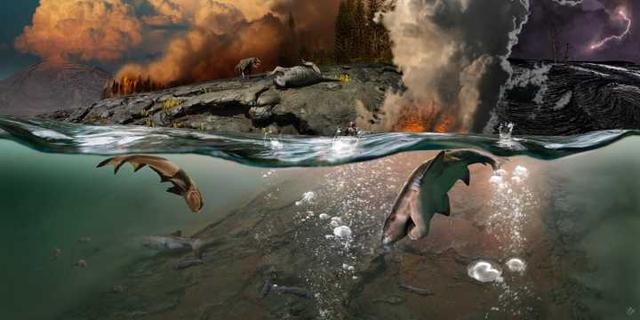 Mystery in the history of biology:the reason for the extinction of dinosaurs, why is it so incredible