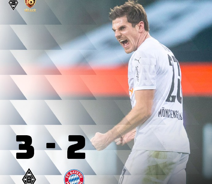 Bayern leading 2:0 can be reversed by three goals? Munxing did it!