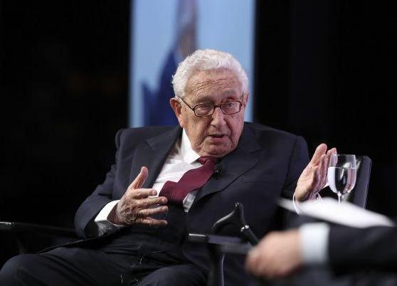98-year-old Kissinger is right. Biden is afraid to follow the old path of the US president and it is time to test China's determination.
