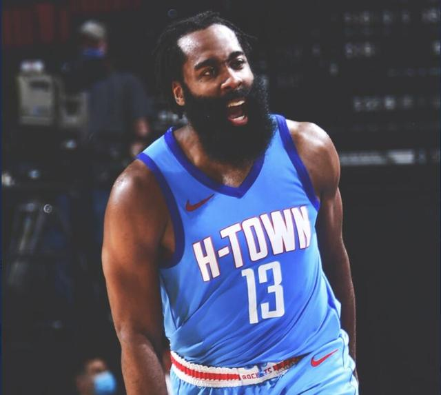 Harden thanks:Rockets gave me everything, I feel owed for not winning