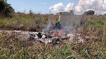 A plane crash in Brazil killed 6 people, including 4 players and club chairman