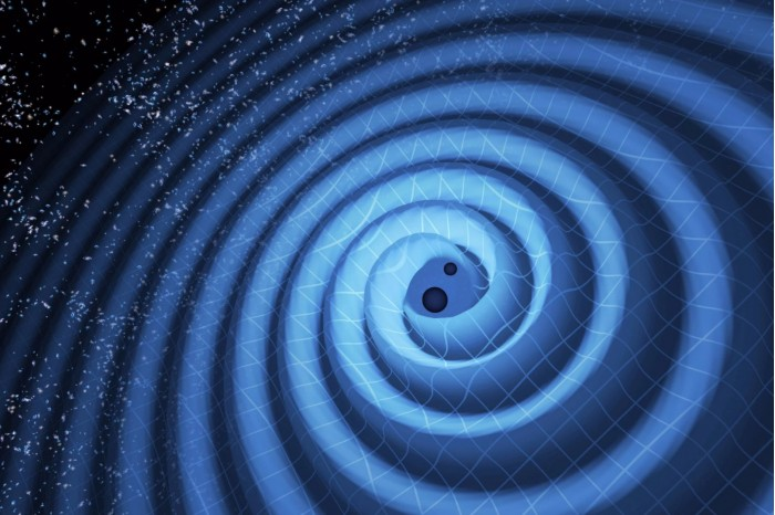 Astronomers may have detected background ripples in space and time