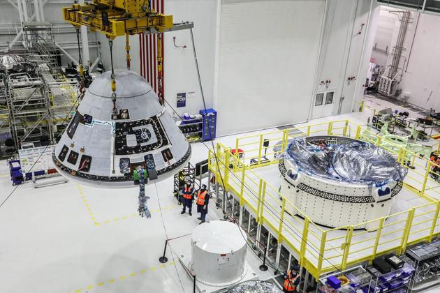 """Boeing's second unmanned test flight of """"Interplanetary Airliner"""" postponed at least April 2 launch"""