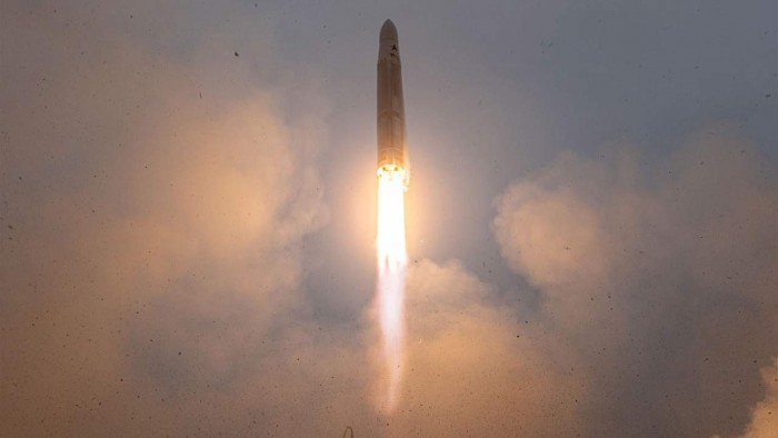 NASA awarded Astra a $7.95 million satellite launch contract