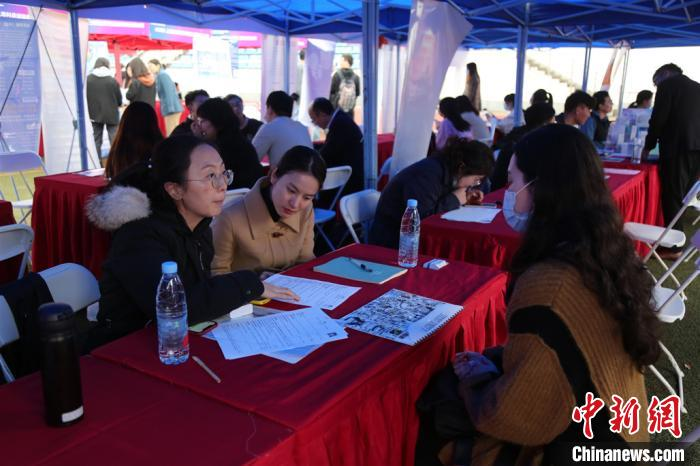 Shanghai launches the largest series of recruitment activities for college graduates