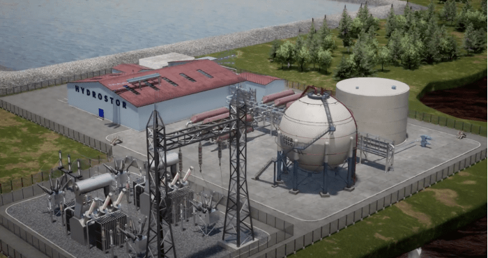 Hydrostor compressed air storage plant will be able to store up to 10GWh of energy